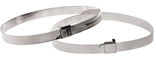 AXIS Steel Straps 700mm