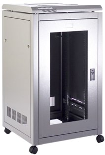 Prism PI 18u 600mm Wide x 600mm Deep Data Cabinet