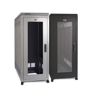 Prism PI 27u 600mm Wide x 1000mm Deep Server Cabinet