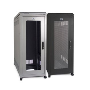 Prism PI 42u 600mm Wide x 1000mm Deep Server Cabinet