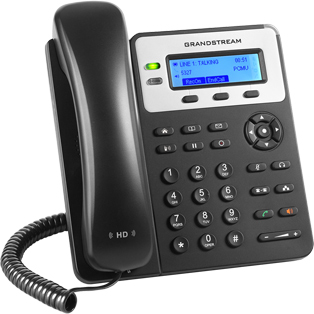 Grandstream GXP1625 Basic IP Phone