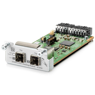 HPE Aruba 2930M 2-port Stacking Module JL325A