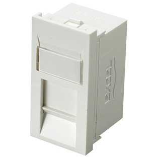 Shielded RJ45 Cat5e Shuttered Module