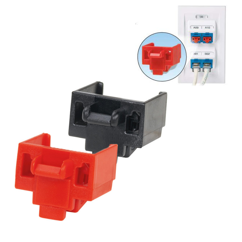 RJ45 Jack/Module Block Out Devices