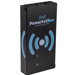 Powertxt Duo SMS Controlled AC Power Switch (2-Port)