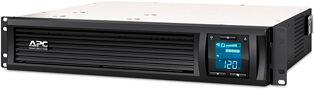 APC SMC1000I-2UC Smart-UPS C 1000VA LCD RM 2U 230V with SmartConnect