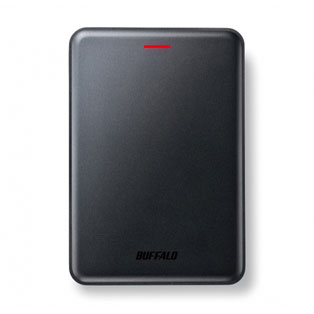 Buffalo MiniStation SSD Velocity 240GB Portable, Black