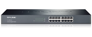 TP-Link TL-SG1016 v12 16-Port Gigabit Unmanaged Switch