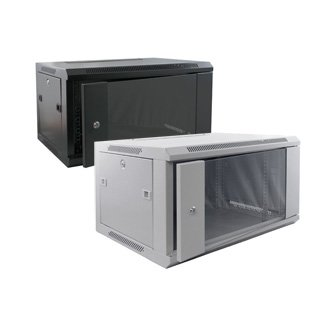 Datacel 6u Wall Mounted Data Cabinet/ Data Rack 500mm Deep