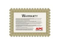 APC WBEXTWAR3YR-SP-01A Service Pack 3 Year Extended Warranty for New Product Purchases (Option 1A)