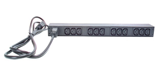 APC Basic Rack AP9565 PDU 16A