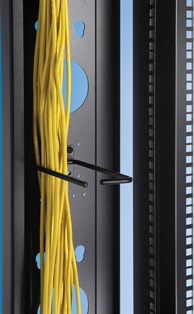 Eaton 27U Front Vertical Cable Channel (1pcs)