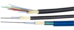 9/125 (OS2) MultiCore Fibre Cable
