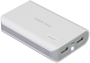 6000mAh USB Power Bank