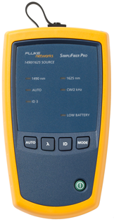 Fluke Networks SimpliFiber Pro Singlemode Source 1490/1625nm