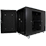 Usystems Uspace 18U 600mm x 1100mm Sound Proof Server Cabinet