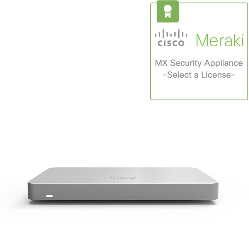CISCO Meraki MX68-HW | Comms Express