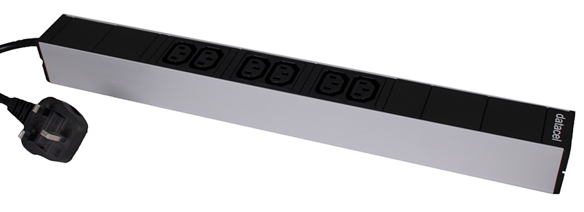 PDU with IEC C13 Plug Sockets