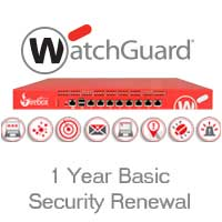 WatchGuard Basic Security Suite Renewal/Upgrade for Firebox M440