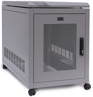 Prism PI 12u 600mm Wide x 1000mm Deep Server Cabinet