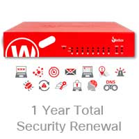 WatchGuard Total Security Suite Renewal/Upgrade for Firebox T55W