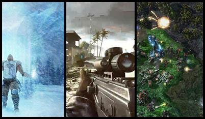 Gaming nodes