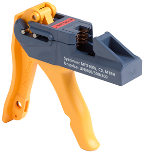 Fluke Networks JackRapid Termination Tool (For MPS100E,C5,M1BH & UNJ600/500/300)