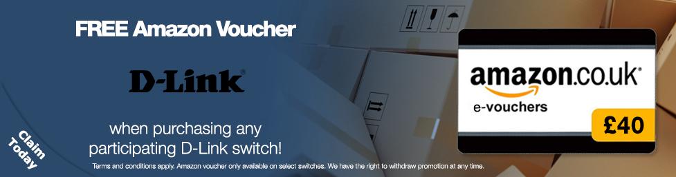 Amazon Voucher Promotion Banner