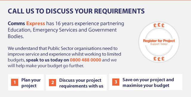 Public Sector Discount Main Banner
