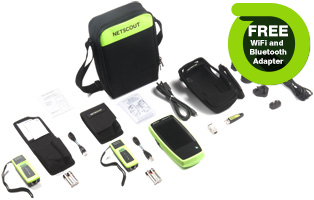 NetScout LinkRunner G2 LinkSolutions Kit