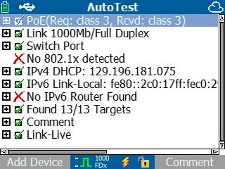 netscout linkrunner at 1000 manual
