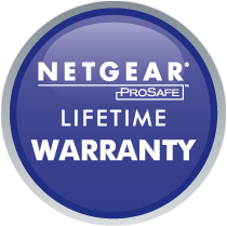 Netgear Warranty Badge