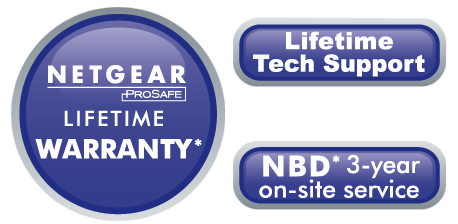 Netgear Full Warranty