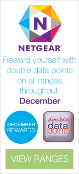 Double Data Points on Netgear in December