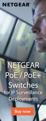 NETGEAR PoE and PoEplus switches for IP surveillance deployments. Buy now