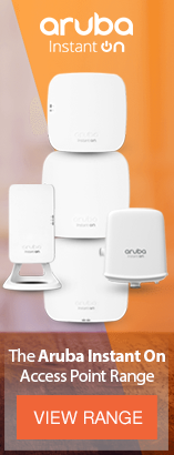 The Aruba Instant On Access Point Range