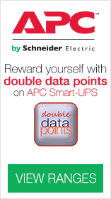 Double Data Points on APC Smart-UPS for a limited time only