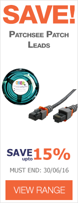 Save up to 15% on Patchsee RJ45 Patch Leads