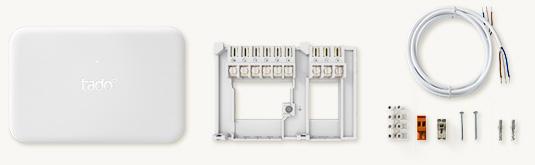 tado smart radiator thermostat vertical kit