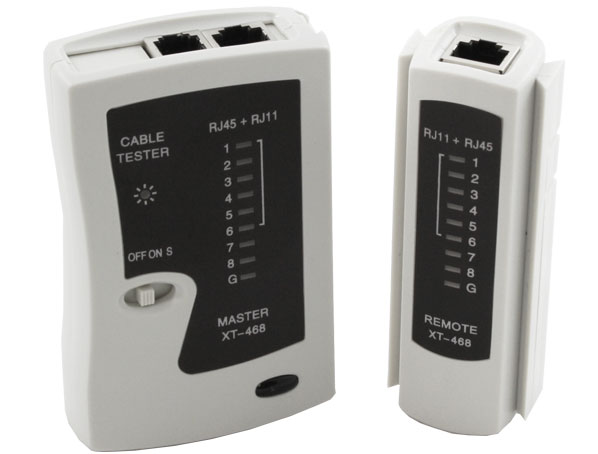 Value RJ45 Continuity Tester