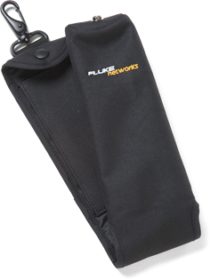 Fluke Networks TS100/TS90 Pouch with Belt Clip