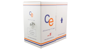 CE Cat6 Solid Cable