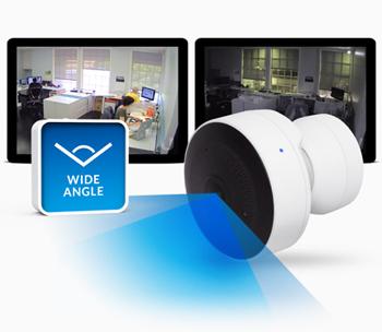 Wide-Angle 1080p HD Video