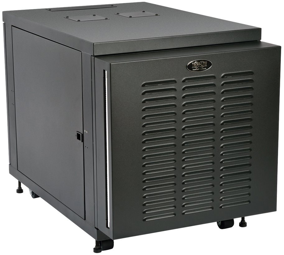 Tripp Lite 12U SmartRack Rack Enclosure Cabinet for Harsh Environments