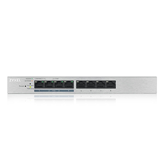 Zyxel GS1200-8HPv2 8-Port Web Managed PoE Gigabit Switch