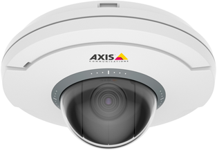 AXIS 01079-001 M5054 PTZ Network Camera