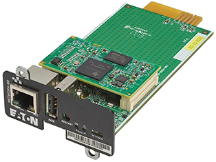 Eaton Gigabit Network card Network-M2 Remote management adapter
