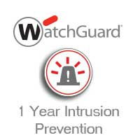 WatchGuard T55W 1 Year Intrusion Prevention Service (IPS)