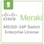 Cisco Meraki MS350-24P License