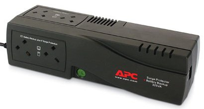 APC BE325-UK Back-UPS CS325VA